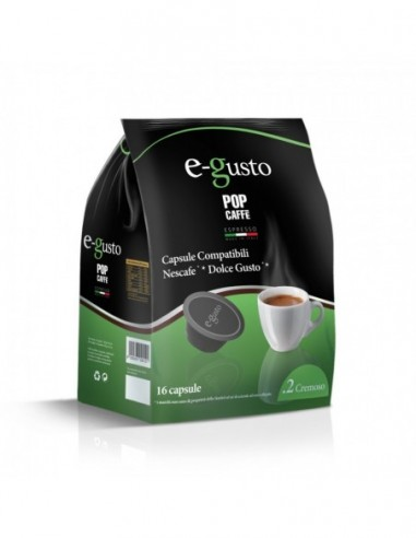 Pop caffe - Nescafè Dolce Gusto -...