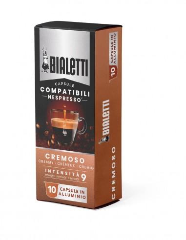 Bialetti - Nespresso - Cremoso - 10 kom