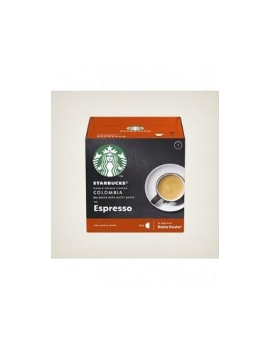 Starbucks - DG - Colombia - 16 kom